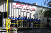 About Commercial Electro Plating